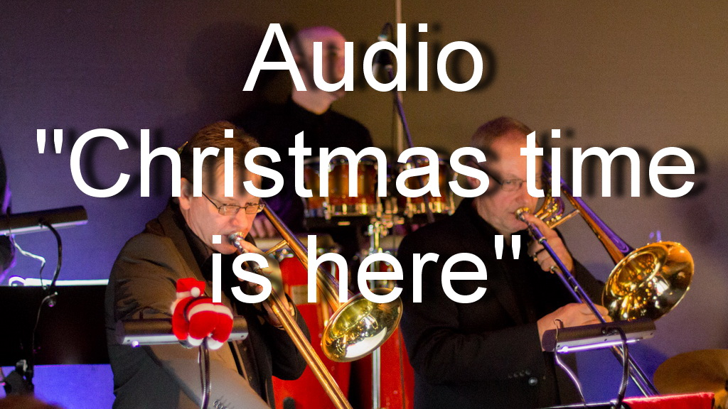 Audio 'Christmas time is here'